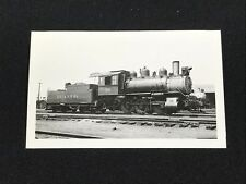 Antique Davenport Rock Island & Northwestern Railroad Locomotive No 56 Photo