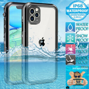 Ultra Slim Underwater Waterproof Case Cover For iPhone 11 12 13 Pro Max X XS XR