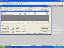 Lohn & Gehalt Software, Lohnprogramm, Entgeltabrechnung (direkt vom Hersteller)