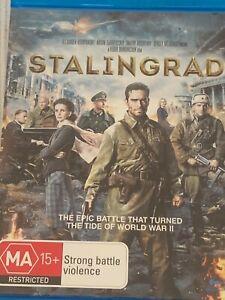 Stalingrad   Blu-ray  Like New