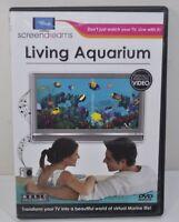 Screen Dreams - Living Aquarium (DVD, 2008)