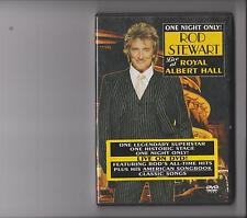 ROD STEWART ONE NIGHT ONLY LIVE AT ROYAL ALBERT HALL DVD MUSIC