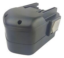 14.4V 14.4 VOLT NIMH Battery for MILWAUKEE 48-11-1024 Cordless Drill 2.4AH