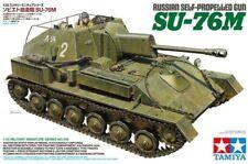 Tamiya 1/35 ruso arma autopropulsada SU-76M # 35348