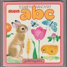 Mon ABC Elisabeth IVANOVSKY