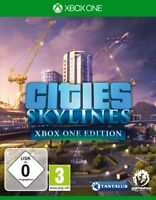 Cities: Skylines Xbox One Edition Videospiele Game Paradox Interactive