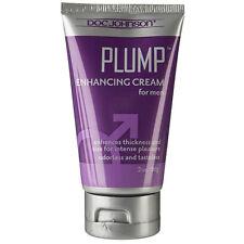 Doc Johnson Plump Tube Or Sachet Penis Enhancement Thickening Cream Bigger Thick