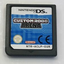 Custom Robo Arena Nintendo DS / 3DS 2007 Game Only - Works Great - Ships Fast
