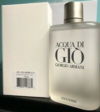 Acqua Di Gio POUR HOMME 6.7OZ  for men by Giorgio Armani **TSTR NEW**
