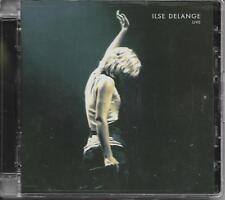 ILSE DELANGE - Live CD Album 14TR Country Pop 2007 (Universal) Holland