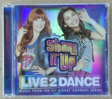 Shake it Up – Live 2 Dance CD, Disney, Zendaya Like New