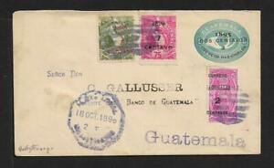 GUATEMALA QUETZALTENANGO COVER 1898