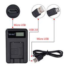 Caméra chargeur de batterie NP-50 Fujifilm FinePix F770 F775 F800EXR F900EXR X20 X10