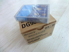 - 5 Stk. SONY DG-90P / 180 min. DAT-Tapes / DDS-1 - auch für AUDIO - NEU -
