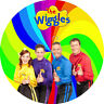 The Wiggles 7 Inch Edible Image Cake & Cupcake Toppers / Birthday / Party