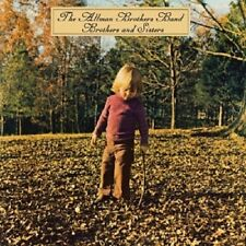 THE ALLMAN BROTHERS BAND - BROTHERS AND SISTERS - VINYL LP - NEW+!!