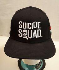 Suicide Squad DC Comics & Werner Bros Entertainment Cap Hat ( s16 )
