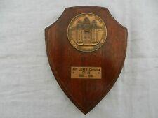 médaille table militaire tape de bouche Ecole supérieure Génie Militaire Versail