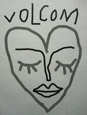 Volcom surf skateboard snowboard Promotional Poster Print #16 New Old Stock