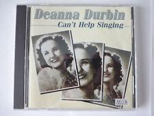DEANNA DURBIN  CANT HELP SINGING CD