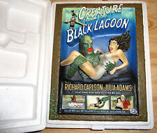 CREATURE FROM THE BLACK LAGOON LEGENDARY CAST 3D POSTER by CODE3 COLLECTIBLES