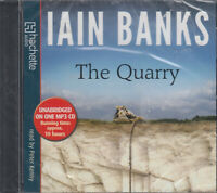 Iain Banks The Quarry Unabridged MP3 CD Audio Book NEW* FASTPOST