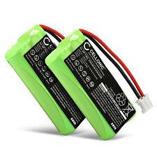 2x Batteria per Siemens V30145-K1310-X383 V30145-K1310-X359(700mAh)