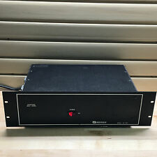 Bogen MT-60C 60W Amplifier MT60 60 Rack Mountable Pro Audio Amp