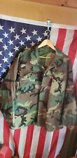American Apparel ACU Coat / Jacket Tactical Camouflage Men's Large Regular