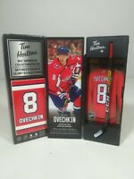 2020 Alex Ovechkin Tim Hortons Limited Edition NHL Superstar Stick / Locker NEW