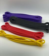 Resistance Band Set Loop Assist Bands Fitness - Workout Gym Home - Pull Up Bands