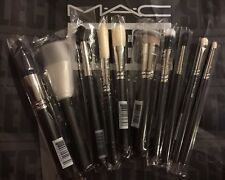 MAC Cosmetics Lot 10 Pro Makeup Brushes Retail $475!! NEW