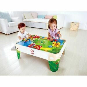 Hape Railway Play Table NEW