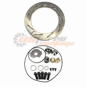 6.0L Powerstroke 6.6L Duramax GT37V Turbo Unison Ring Nozzle Ring + Repair Kit