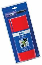 """Yudu Flocking Material Red, Blue NEW in Package Screen-printing 12"""" x 16"""""""