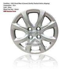 OEM Parts 14 inch Wheel Hub Cap Cover 1EA For HYUNDAI 2012 - 2014 Verna / Accent