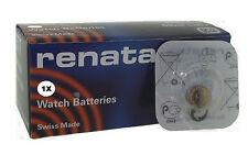 Renata Batteria 357 SR44W ARGENTO 1.55 V Swiss Made