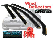 BMW 5 E39 1995 - 2003  SALOON / SEDAN  Wind deflectors 4.pc  HEKO  11113