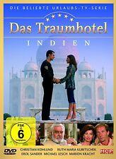 DAS TRAUMHOTEL: INDIEN (Christian Kohlund, Erol Sander) NEU+OVP