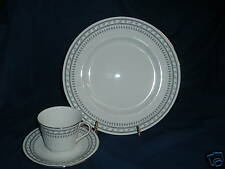 Royal Doulton, FONTANA, Dinner Plate and Cup & Saucer