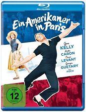 Blu-ray EIN AMERIKANER IN PARIS # Gene Kelly, Leslie Caron ++NEU