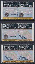 Marshall Islands 1984 ** Mi.9/10 D Landkarten Maps Inseln Islands [st1508]