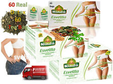 40 Day Detox Tea Teatox Weight Loss to get Skinny tummy Fit  60 teas total