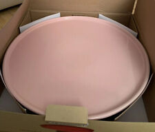 Le Creuset Stoneware 30cm Footed Cake Stand - Chiffon Pink (BNIB)