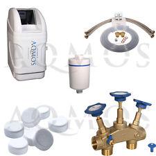 Wasserenthärtungsanlage Entkalkungsanlage Aqmos FM-32 Wasserenthärter Enthärter