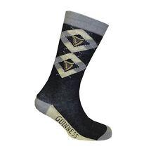 Guinness Argyle Mens Socks Size 6/11 UK  Socks Brand New