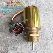1503ES-12S5SUC11S ShutOff Solenoid for John Deere 4200 4300 4400 4500 4600 4700