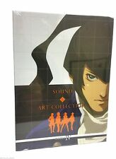 Shin Megami Tensei IV 4 3DS Art book and Soundtrack OST Game Import Japan