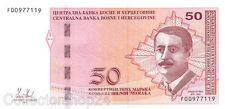 Bosnia Herzegovina 50 Convertible Maraka 2012 Unc Pn 85