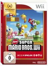 Nintendo Wii Super Mario Bros. Selects